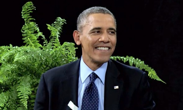"Barack Obama Shows the Power of Content Marketing on ""Between Two Ferns"""